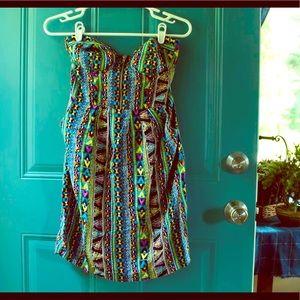 Strapless Forever 21 Dress